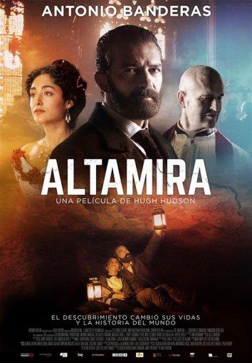Смотреть Альтамира онлайн в HD качестве 720p