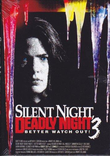 Смотреть Тихая ночь, смертельная ночь 3: Лучше поберегись! онлайн в HD качестве 720p