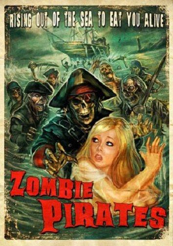 Смотреть Зомби пираты онлайн в HD качестве 720p