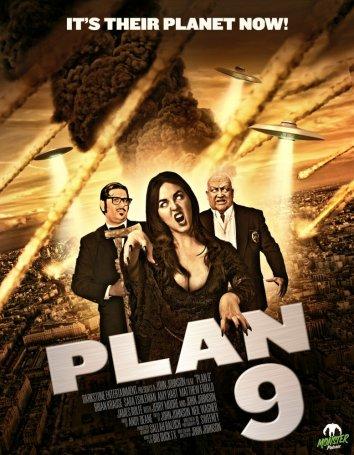 Смотреть План9 онлайн в HD качестве 720p