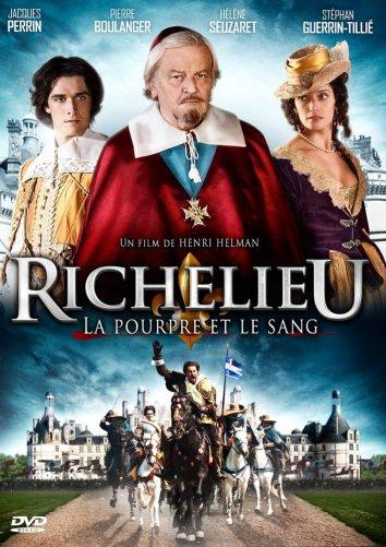 Смотреть Ришелье. Мантия и кровь онлайн в HD качестве 720p