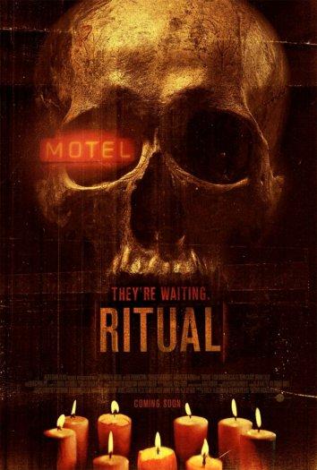 Смотреть Ритуал онлайн в HD качестве 720p
