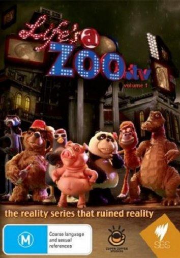 Смотреть Жизнь как зоопарк онлайн в HD качестве 720p