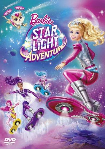 Смотреть Барби и космическое приключение онлайн в HD качестве 720p