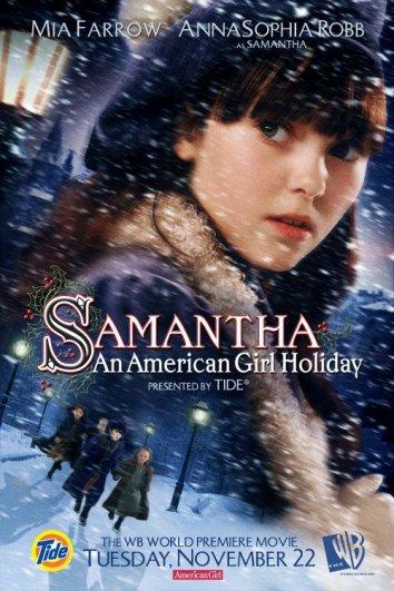 Смотреть Саманта: Каникулы американской девочки онлайн в HD качестве 720p