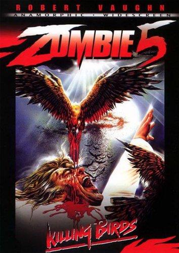 Смотреть Зомби 5: Смертоносные птицы онлайн в HD качестве 720p