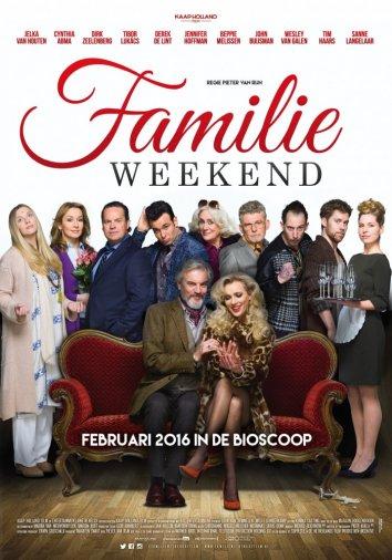 Смотреть Выходные в кругу семьи онлайн в HD качестве 720p