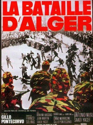 Смотреть Битва за Алжир онлайн в HD качестве 720p
