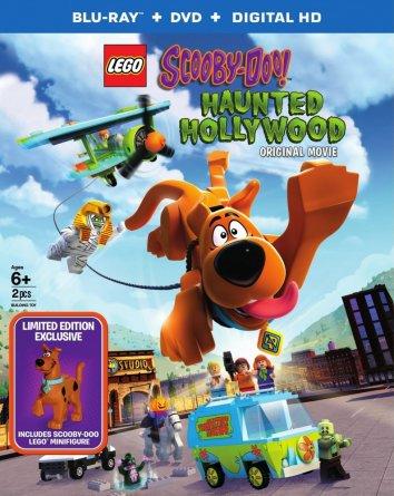 Смотреть LEGO Скуби-Ду!: Призрачный Голливуд онлайн в HD качестве 720p